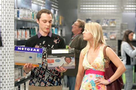 The Big Bang Theory (TBBT) S01E16: Die Erdnuss-Reaktion