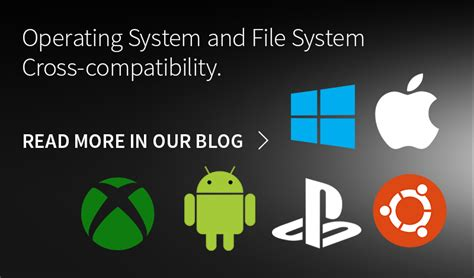 Operating Systems and File Systems Cross-Compatibility