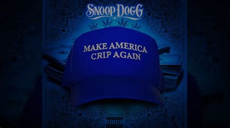 Snoop Dogg One Ups Eminem & Releases Anti-Trump Rap For