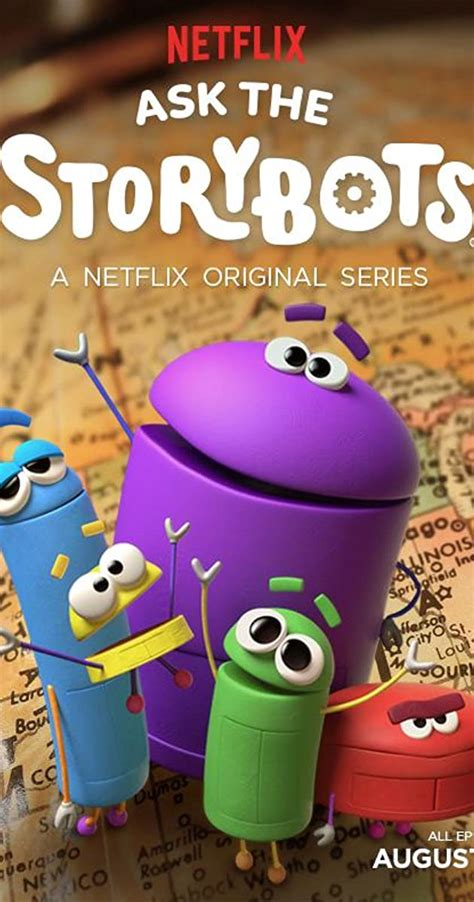 Ask the StoryBots (TV Series 2016–2019) - Quotes - IMDb