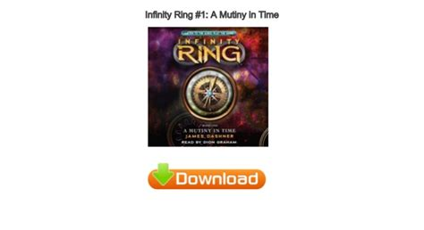 Infinity Ring #1 A Mutiny in Time Free Audio books Trial
