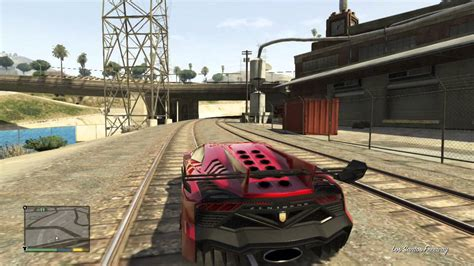 New Supercar Added to GTA 5 - Pegassi Zentorno - YouTube