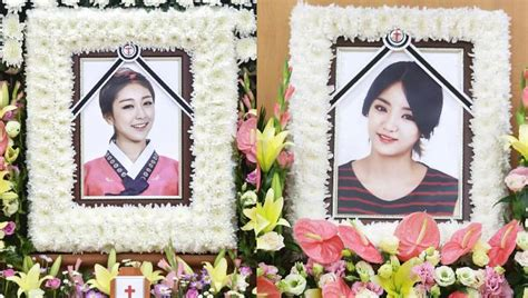 K-Pop Idol Who is Deaths Under 40 Age: Accident, Suicide