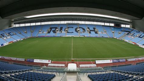 Coventry City's proposed Ricoh Arena return blocked by
