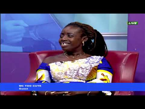 Zynell Zuh is our inspirational style diva | Ghana Live TV