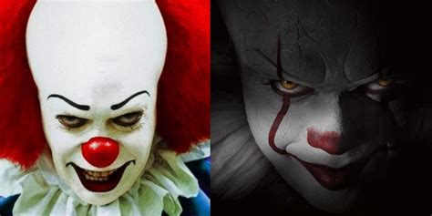 Why IT Remake Changed Pennywise's Look | Screen Rant
