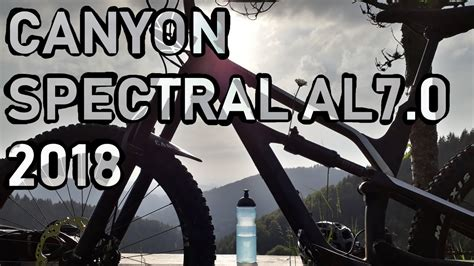 Unboxing Canyon Spectral AL 7