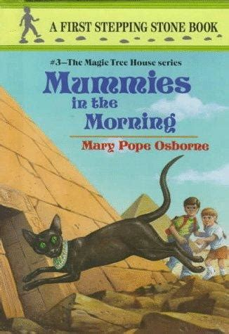 Mummies in the Morning   The Magic Tree House Wiki