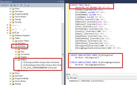 SQL Server 2014 Tips: Create indexes directly via CREATE