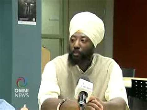 Black African American Sikh Brother - YouTube