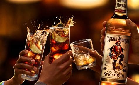 Top 10 Captain Morgan Drinks with Recipes | Only Foods