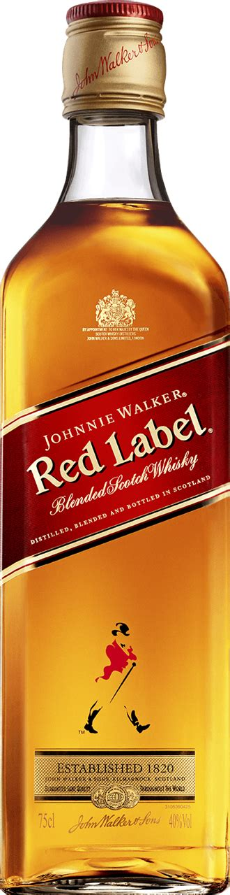 Johnnie Walker Red Label Whisky & Coke Cocktail Recipe