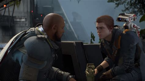 The First Gameplay Footage From Star Wars Jedi: Fallen