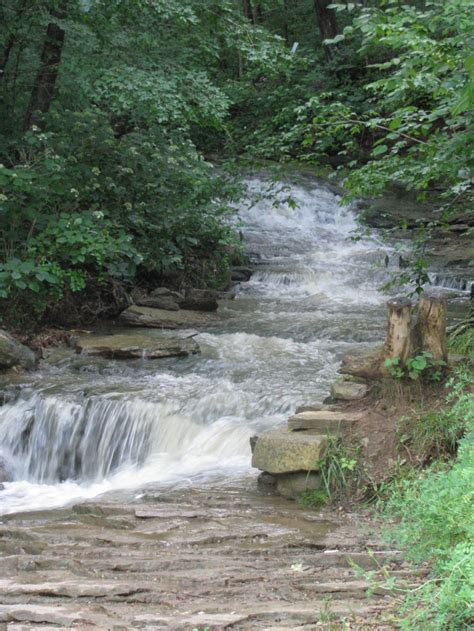 Saunders Spring Stands Out Among Kentucky's Natural Springs