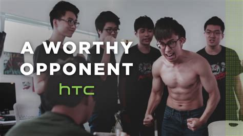 HTC   A Worthy Opponent - YouTube