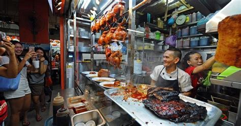 Owner Of The World's First Michelin-Starred Hawker Stall